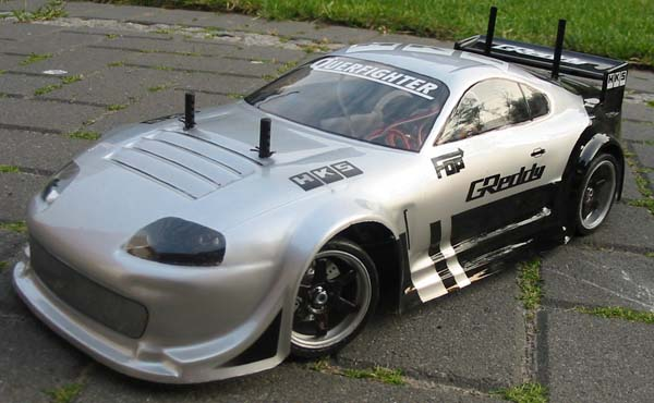 RC-Drift-Car Toyota Supra